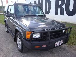 2000 grey series ii td5 land rover discovery