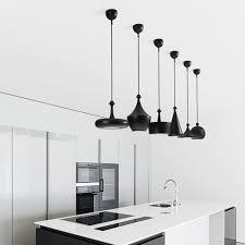 Lamp Zwarte Keramische Ophanging De Lustri Met Rozet 1 Uitgang