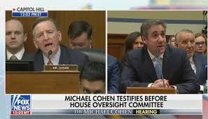Michael Cohen Reverses Paul Gosar ...