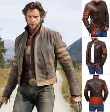 are you a true fan of wolverine if so then you deserve the x men origins wolverine leather jacket that has been worn by hugh jackman