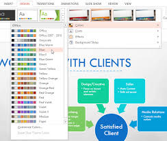 themes for ms powerpoint powerpoint 2013 modifying themes full page