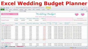 Tracking Expenses In Excel Excel Wedding Budget Spreadsheet Wedding Expenses Tracker Wedding Cost Calculator