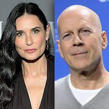 Demi Moore cried after ex Bruce Willis ...