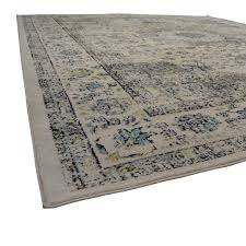 bosphorus bosphorus beige distressed persian rug on