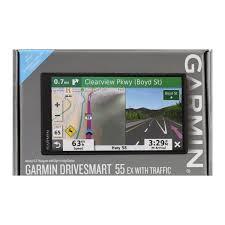 <b>Garmin</b> DriveSmart <b>55</b> with traffic EX <b>GPS</b> (Latest Model) - Walmart ...