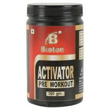 activator pre workout supplements