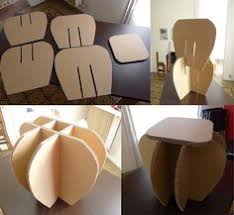 cardboard furniture cardboard furniture diy