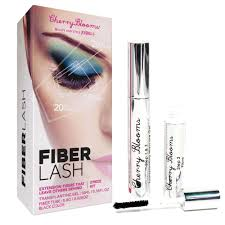Eyelash Brush Cherry Blooms Eyelash Extensions Brush On Fiber Lashes