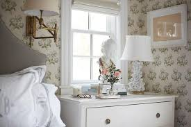 Shabby Chic Bedroom with Jewelry Bust - Cottage - Bedroom