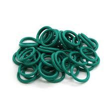 10pcs Thickness <b>CS</b> 2mm <b>x OD</b> 5 ~ 60mm Fluorine Rubber O Ring ...
