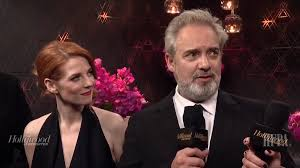 Director Sam Mendes and '1917' Cast on the Golden Globes ...