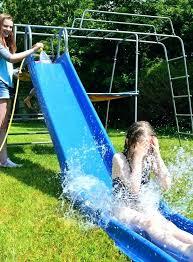 diy pool slide the best homemade water slides ideas on homemade pool slide the best homemade diy pool slide backyard water