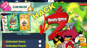 Angry Birds 2 Hack MOD New Update 2.49.0 🔥 Anti Ban 💯 | Angry Birds 2 MOD  APK 💥Unlimited Gems 🔥 - Thủ Thuật Hay