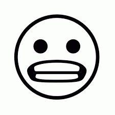 Goed Emoji Met Bril Kleurplaat 2019