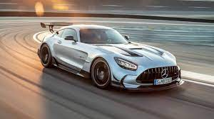 Uncompromisingly sporty, with an expressive design and the most consistent technology transfer from motorsport to series production. The New Mercedes Amg Gt Black Series