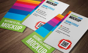 Card Mini Business Card Template
