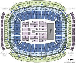 Nrg Concert Seating Chart 14 Precise Nrg Stadium Seating Chart Disney On Ice