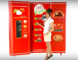 How To Make A Vending Machine Classy Pizza Making Vending Machine Tool Talk Pinterest Pizzas