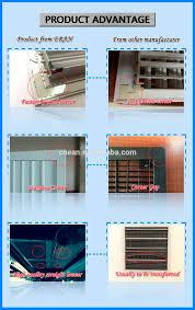 Vent System Hvac Part Roof Ventilation Systems Anodized Aluminium Kitchen Vent