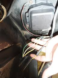 1965 voltage regulator pigtail (correct reproduction) ford Reproduction Wiring Harness click image for larger version name original 65 hv pigtail wiring harness 2 jpg reproduction wiring harness 50 chevy truck