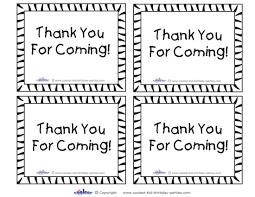 Thank You Black And White Printable Free Printables Thank You Tags Printable Tigger Cards