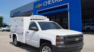 New Heated/Refrigerated Food/Catering/Vending Truck - Chevrolet ...