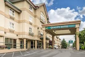 Quality Hotel Conference Centre Abbotsford Abbotsford
