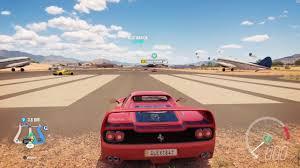 1995 Ferrari F50 - Speed Jump Crash Test - Forza Horizon 3 - 1440p ...