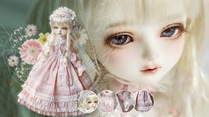 ball jointed dolls. why does dressing up ball jointed dolls (bjd) properly is an advantage?