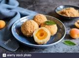 apricot dumplings  marillenkndel