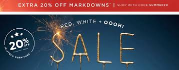 Shopping For Your Home 4th of July Sales