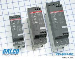 psr abb soft starters industrial electronics series image