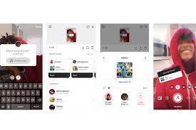 Instagram Stories' question stickers can now be used to share music ...