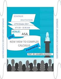 seminar invitation seminar invitation simulation based identification of optimal