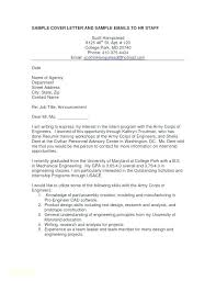 Cover Letter Email Format Cover Letter Format Template