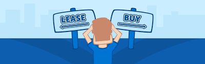 Lease Vs Buying Car The Tax Benefits Of Leasing Vs Buying A Car Positive