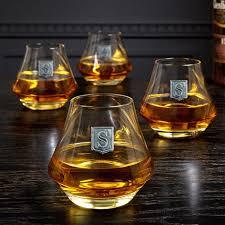 dimera scotch nosing glass set