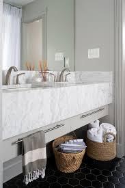 Modern Marble Bathroom Designs Marble Bathrooms Were Swooning Over Hgtvs Decorating