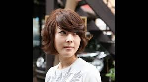 Chinese Woman Hair Style  how i curl my short hair korean short curly haircut style 2874 by wearticles.com
