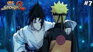 Naruto Shippuden: Ultimate Ninja Storm 2 - Naruto VS Sasuke, Reencontro, O  Poder do Uchiha #28 - YouTube