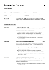 Product Manager Resume Sample 100x Product Manager Resume Sample ResumeViking 75