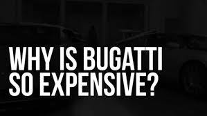 Is a bugatti the most expensive car in the world? 7 Things Why Is Bugatti So Expensive 2021