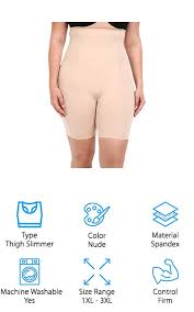 Spanx Thinstincts Size Chart 10 Best Plus Size Shapewear 2019 Buying Guide Geekwrapped