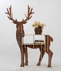 cds furniture. Large Book Rack Bookcase Display Storage Furniture For CDs, Movies \u0026Books  Animal Deer Bookrack Cds Furniture U