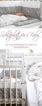 Der Erste Schlafplatz Fürs Baby Im Little World Beistellbett Mary