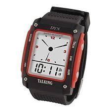 talking watch dyn mens y27 analog digital talking watch new