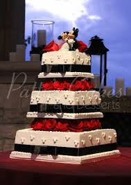 Wedding Cakes With Roses Archives Pattys Cakes And Desserts