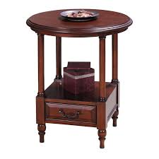 awesome end tables designs victorian style living room furniture with round end table with drawer remodel