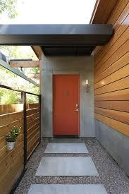 modern front door orange. Modern Front Door Colors Orange Paint