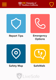 Week Trojan Campus Next Launch To Safety App Daily